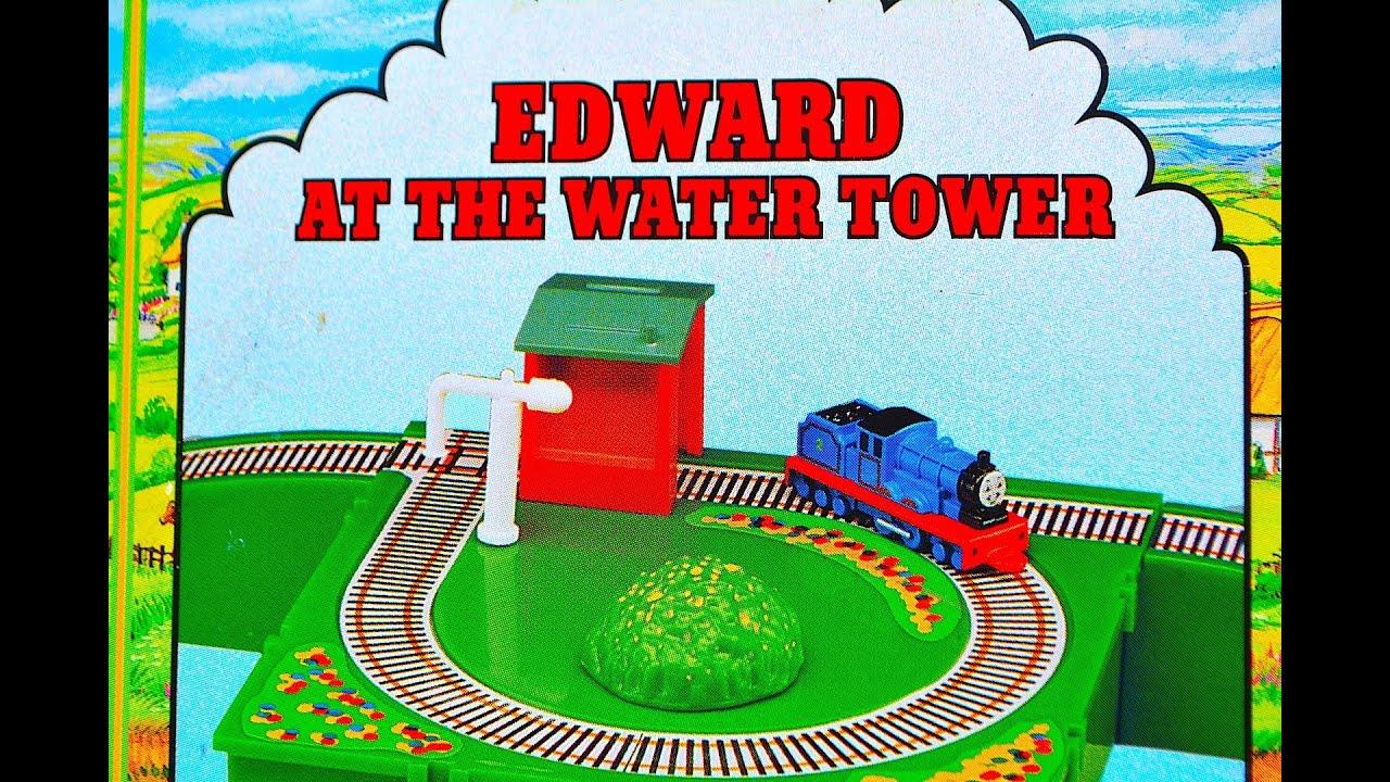 Edward At The Water Tower Ertl Miniature Adventure