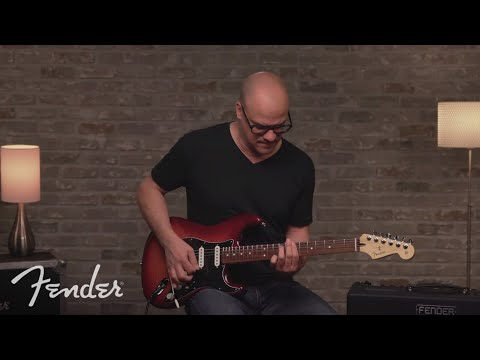 Player Series Stratocaster Demo  Fender