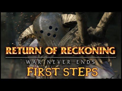 Return Of Reckoning - First Steps, Public Quest (Warhammer Online)
