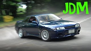 🔰 JDM Cars Leaving a Car Show - July 2017