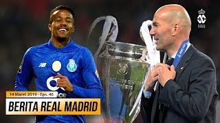 RESMI! Real Madrid Datangkan Eder Militao ● Gaji Zidane Hanya Separuh Dari Gaji Diego Simeone