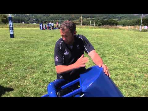 The Rhino Rugby Collision King