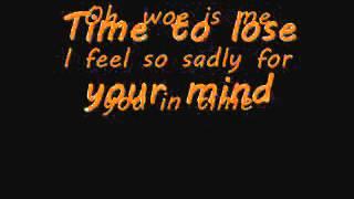 Aerosmith - Seasons of Wither (Lyrics)