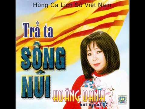 ANH LÀ AI - Việt Khang - HOÀNG OANH DIỂN NGÂM.wmv