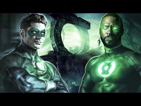 Green Lantern TV Show FIRST Teaser Breakdown! New DC Multiverse After Crisis!