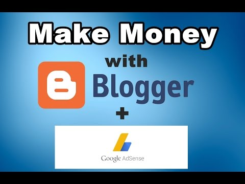 Baixar How to Make Money With Blogger and Adsense For Beginners (In Hindi)