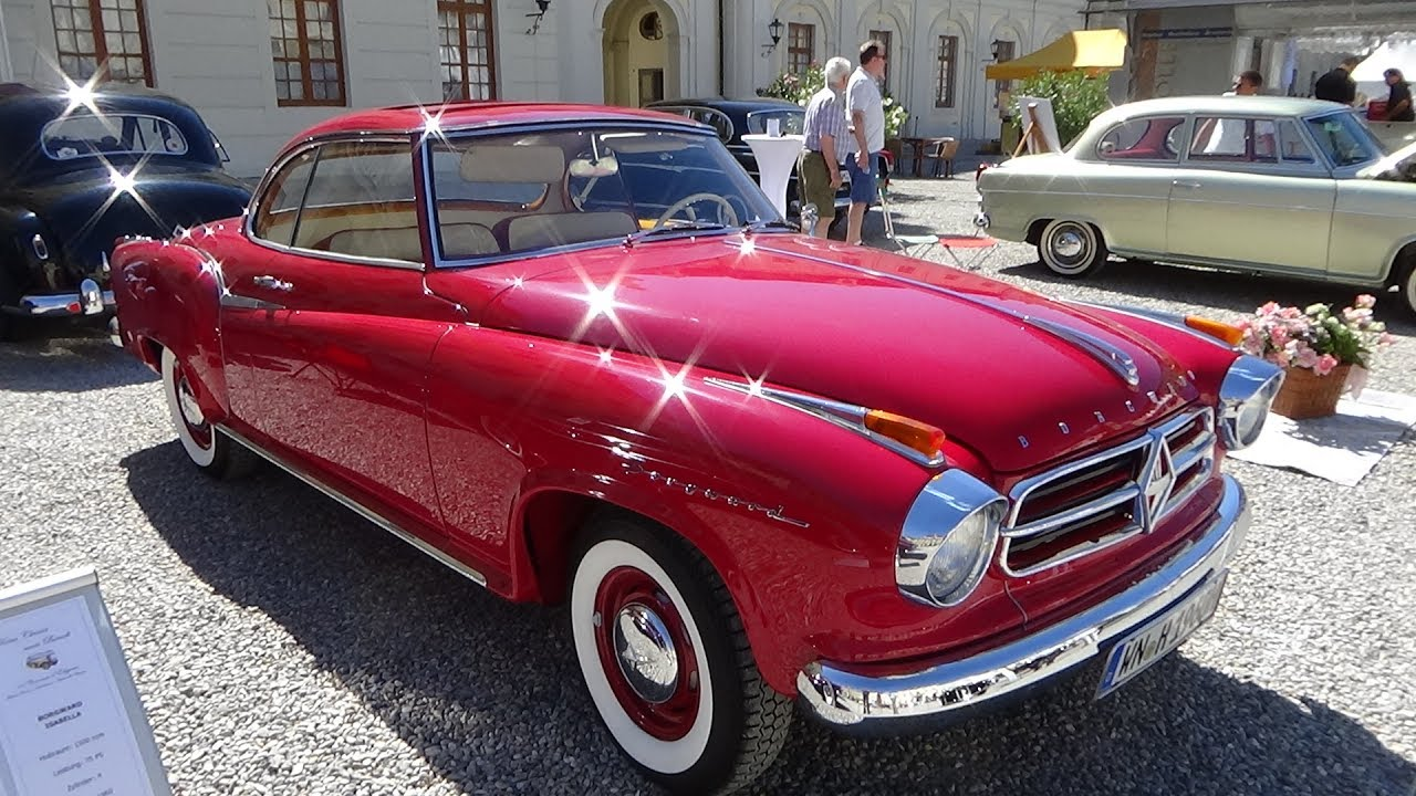 Image result for borgward isabella coupe