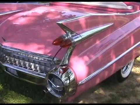 Elvis Presley Car Show 2011 Memphis Tn Youtube