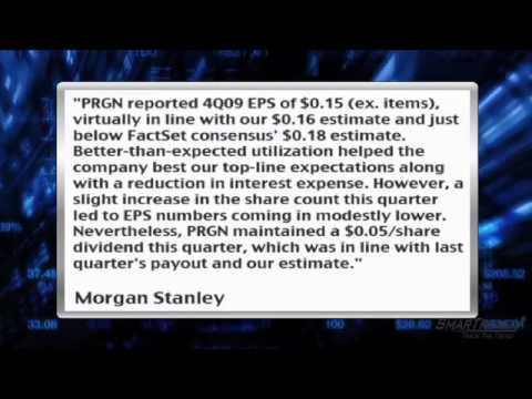 News Update: Morgan Stanley Says Paragon Shipping (NASDAQ:PRGN) Well Positioned To Expand Its Fleet