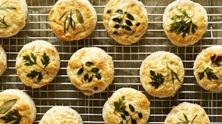 Wow! You've Got To Try Herb-laminated Biscuits | Cooking Light