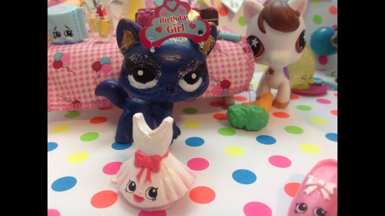 Saphire S Birthday Shopkins Season 2 And 3 Cutest Pets