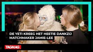 De Yeti kreeg het heetie afgelopen weekend dankzij matchmaker Jamie 🤯