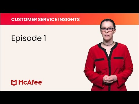 McAfee Consumer Support Update April 2019