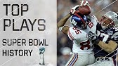 Top Plays in Super Bowl History   NFL Highlights