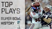 Top Plays in Super Bowl HistoryNFL Highlights