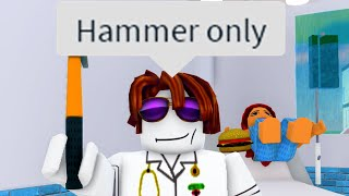The Roblox Health Experience
