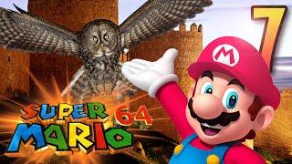 BUFF OWL   Super Duper Mario 64 #7