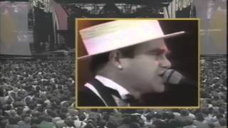 """Sad Songs Say So Much"" (Live 1984) -Elton John- Thumbnail"