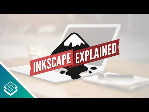 Inkscape Explained: Editing Nodes, Paths & The Bezier Pen