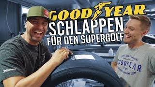 JP Performance - Neue Schlappen für den SUPERGOLF!