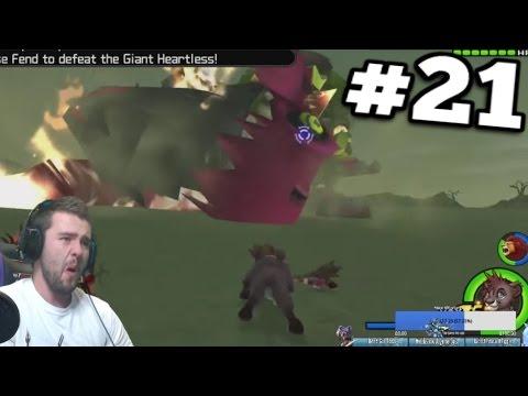 Final Fantasy Peasant Kingdom Hearts: KH 2.5 remix- Pride Lands: The Return of Scar
