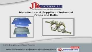 Industrial Props & Bolts by J. K. Enterprises, Bengaluru