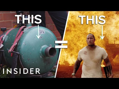 How Real Explosions Are Made For Movies And TV | Movies Insider
