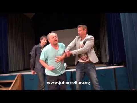 Demons cast out & anxiety, addiction & depression healed - John Mellor Healing & Deliverance