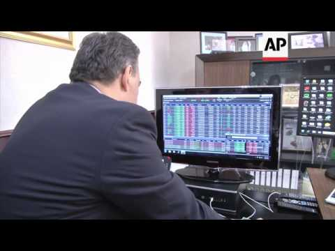 Dubai And Cairo Stock Markets Open For New Week Of Trading