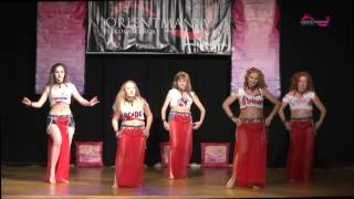 Highway To Hell - Secret Belly Dance