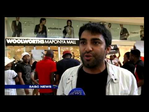 Woolworths Maponya Mall shopping halts as Palestine lobby group, Boycott takes over