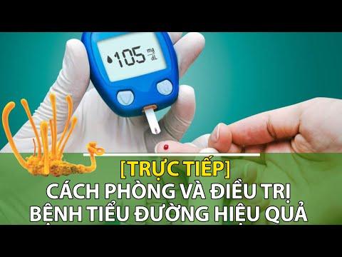 Cách phòng trị bệnh tiểu đường hiệu quả | Sức khỏe vàng VTC16