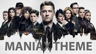 Maniax Theme Suite Gotham: David Russo