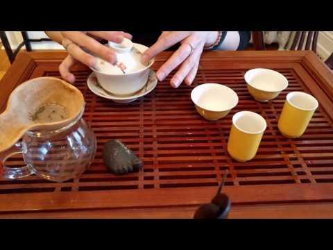How Taiwanese Tea Ceremony Works - Stratford Tea Leaves - Stratford, Ontario [Travelling Foodie]