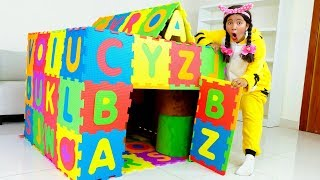 ABC Song Learn English Alphabet for Children with Phonics Nursery Rhyme