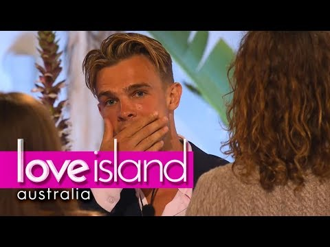 Charlie bids farewell to the Villa | Love Island Australia 2018