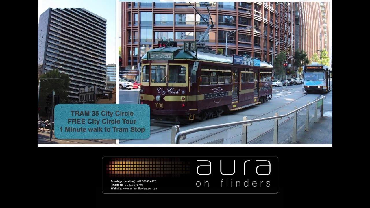 Aura On Flinders Serviced Apartments - Melbourne ...