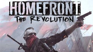 Homefront - The Revolution : A Primeira Meia Hora