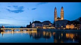 Цюрих (Zürich).  Швейцария