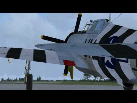 "A2A Simulations Wings of Power 3 P-47 ""Razorback"""