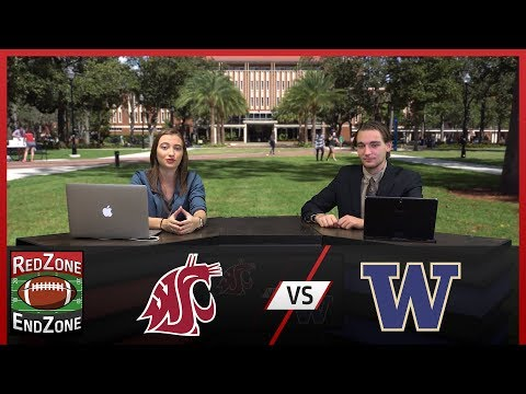 13 Washington State vs 17 Washington — RedZone to EndZone College Football Preview