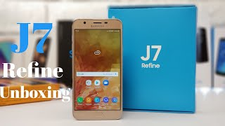Samsung Galaxy J7 Refine Unboxing - Only $129 at Walmart