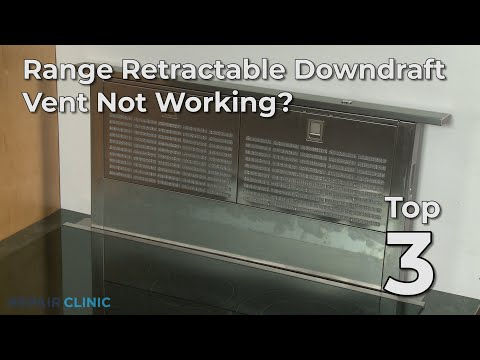 """Thumbnail for video """"Top 3 Reasons Retractable Range Vent Not Working? """""""