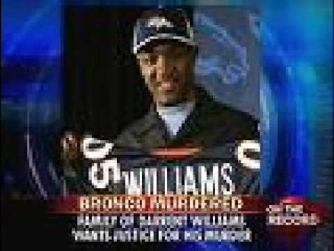The Denver Dan Show Darrent Williams