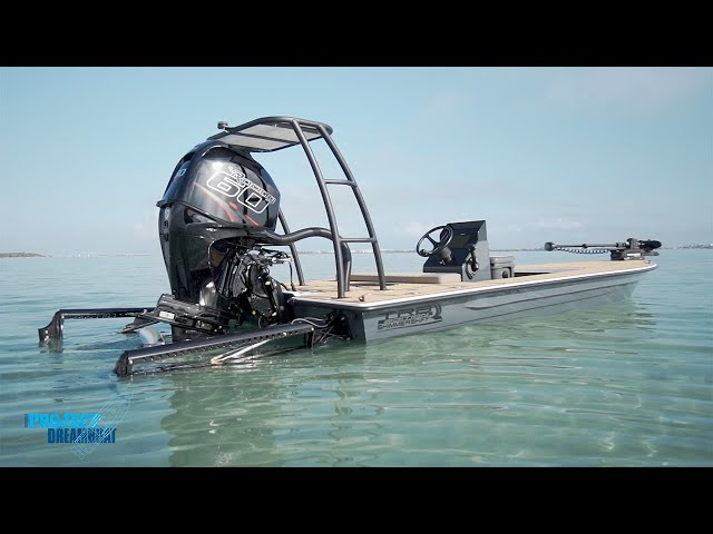 Florida Sportsman Project Dreamboat '21 Season Premiere: Tricked Out Skiff & Charter Boat Perfection