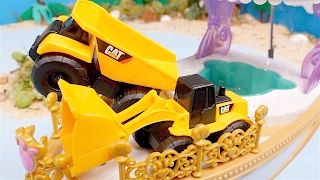 Big trucks - Tractor videos - Boats for children - Tractors for children