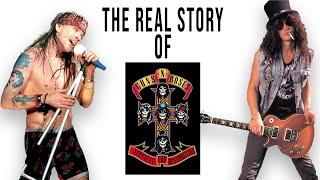 Guns N' Roses, Axl, Slash & the making of Appetite for Destruction | Professor of Rock
