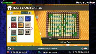 ProtonJon - New Bomberman R Patch, New ARMS Patch & Hopefully Game Clearing