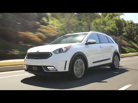 2017 Kia Niro - Review and Road Test