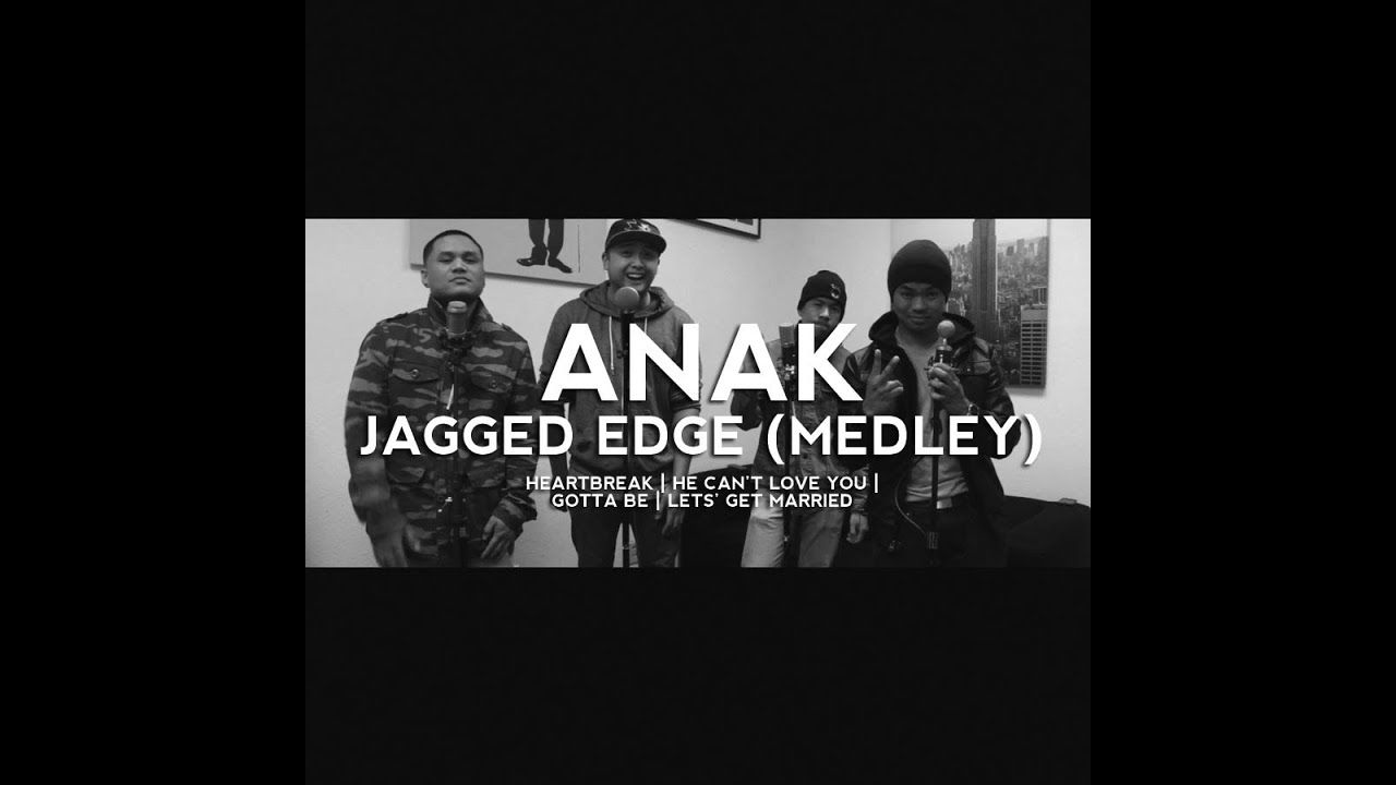 Jagged Edge Songs List Classy jagged edge - medley (cover@theofficialanak) - youtube